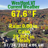 Current weather at WestfordWeather.net